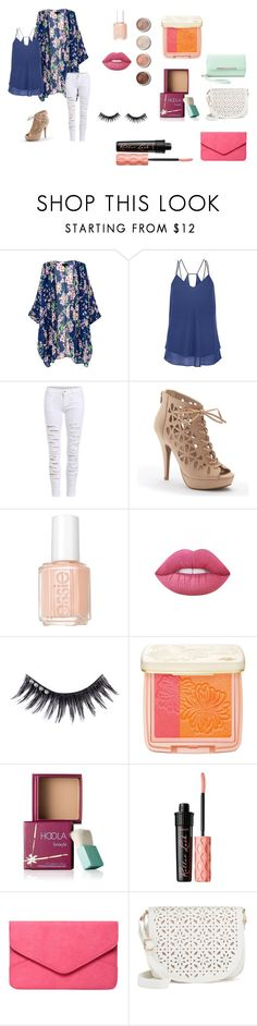 """""""Under $50 items"""" by mydesignplace on Polyvore featuring Apt. 9, Essie, Lime Crime, Terre Mère, Manic Panic, Paul & Joe Beaute, Benefit, Dorothy Perkins, Under One Sky and Charlotte Russe"""