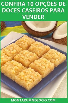 Check out 10 homemade candy ideas to sell and make money! - Food, Recipes, and Travel Treats - . Churros, Homemade Candies, Coconut Cream, Cake Decorating, How To Make Money, Food And Drink, Candy, Chocolate, Eat