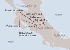 Costa Rica | NZZ Reisen der Neuen Zürcher Zeitung
