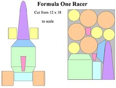f1 car cake template - 1000 images about car f1 racing car party ideas on