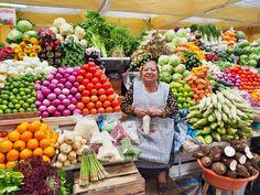 Iñaquito Market