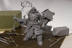 ArtStation - World of Warcraft Fan Art, Kieran McKay