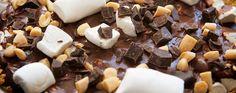 Cranberries, marshmallows én chocolade… De Rocky Road Licor 43 is bijna té lekker!