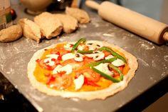 Consejos para congelar nuestras pizzas caseras. Trucos para que nuestras pizzas casera congeladas nos queden siempre perfectas. Con fotos del paso...