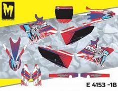 E 4153 - Yamaha YZ Moto-StyleMX - Dirt bike stickers European manufacturer of premium graphics decal kits for motocross, Enduro, Supermoto, ATV Yamaha Yz 125, Bike Stickers, Motocross, Custom Design, Decals, Graphics, Motorbikes, Bespoke Design, Tags