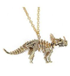 Dinosaur Pendant