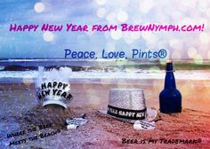Hello, 2017! Happy New Year from brewnymph.com! And, get ready to rock the beer around Florida in 2017!