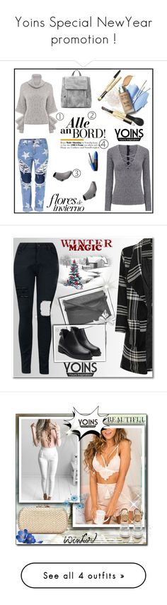 """Yoins Special NewYear promotion !"" by malasirena989 ❤ liked on Polyvore featuring WALL"