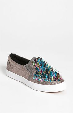 I fucking need these... I don't know why.. Jeffrey Campbell 'Scrape' Sneaker   Nordstrom
