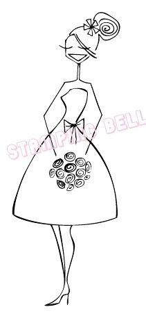 Stamping Bella - Dainty Bella