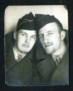 Vintage Gay Army, Malesoulmakeup, love LGBTQIA