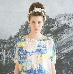 atelier beau travail — Top Walden OMG that shirt