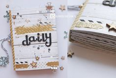 ILS - scrapbooking: What is your December Daily?