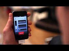 Withings, El tensiómetro inteligente - iPhone, iPad, iPod Touch. Con él podrás hacer una monitorización de tu estado de salud, porque permite almacenar los resultados, calcular los promedios y transmitir los datos obtenidos para compartirlos con quien quieras, por ejemplo, con tu médico.