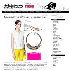 Ponte de Moda: Blogger estrella | Lo que más me gusta de la moda es que me permite soñar, cambiar y jugar
