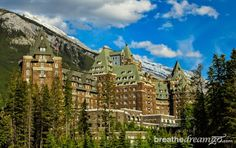 All across Canada, Fairmont Hotels rise like castles. They are some of Canada's…