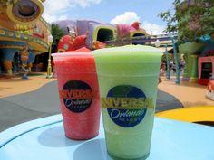 Goose Juice (right) in Seuss Landing at Universal's Islands of Adventure.