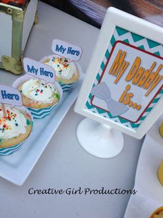 Father's Day ideas! See more party ideas at CatchMyParty.com!