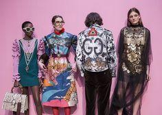 Gucci vai unificar desfile das coleções femininas e masculinas  (Foto: Divulgação)
