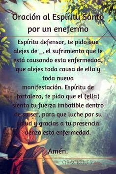 Spiritual Prayers, Spiritual Words, Healing Words, Spiritual Messages, Prayers For Healing, God Prayer, Prayer Quotes, Wisdom Quotes, Catholic Prayers In Spanish