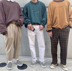 Best Women's and Men's Streetwear Fashion Ideas, Combines, Tips Skater Outfits, Mode Outfits, Retro Outfits, Trendy Outfits, Vintage Outfits, Fashion Outfits, Skater Skirts, Cool Outfits For Boys, Outfit Ideas For Guys
