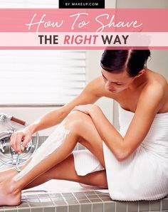 Great article - total commonsense advice. How To Shave the RIGHT Way.