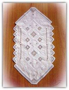 El goce de la aguja y el pincel: 34º Annual Hardanger Embroidery Design Contest
