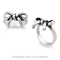 James Avery Ring. I have it and love it!