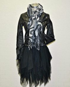Beautiful tulle skirt now available at Tulle, Goth, Fall Winter, Victorian, Skirt, Beautiful, Clothing, Black, Dresses