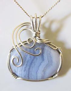 Zoria's Wire Wrapped Jewelry   Stone Information A-M Agates