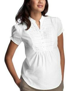 Camisa blanca Blazers, Tunic Tops, Clothes For Women, Outfits, Google, Summer, Fashion, Cocktail Dresses, Shirt Collars