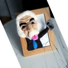 Save 10% off using HATISHSTYLE Coupon Codes. Birthday Coupons, Needle Felted, Coupon Codes, Coding, Albert Einstein, Tumblr, 3d, Stones, Tumbler