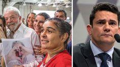 Os advogados do ex-presidente Lula entraram nesta segunda-feira 30 com mandado de segurança no TRF-4 (Tribunal Regional Federal da 4ª Região) contra o juiz Sergio Moro, que teria cometido ilegalidades ao não destruir gravações telefônicas
