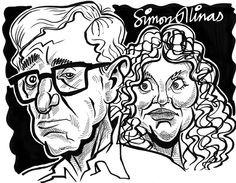 WOODY ALLEN ANNOUNCED his new movie today. Entitled Situation Normal, it will be his least controversial to date. It's the totally fictional account of a weird collection of characters in New York and their impact on each other's lives. Woody Allen, New Movies, Weird, Dating, Characters, York, Life, Collection, Quotes