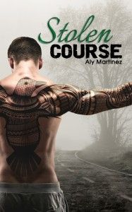 Stolen Course by @AlyMartinezAuth #romance #giveaway