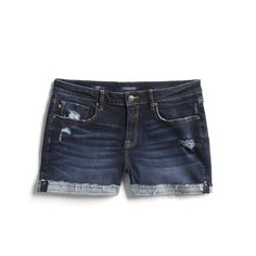 Spring Stylist Picks: Cutoff denim shorts