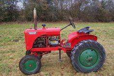 Image detail for -BMB President Vintage Tractor - Detail Image 4