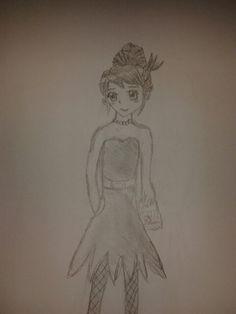 Manga/Anime/Girl/Dress