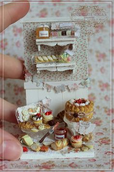 Valentina Gaia Manzo - PinkCute Sugar Miniatures: aprile 2016♡ ♡
