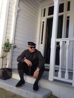 #militarystyle #streetstyle #chic #esquenz #mensfashion #neilbarrett