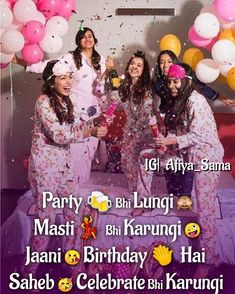 Best Friends Forever Quotes, Besties Quotes, Girly Quotes, Happy Birthday Quotes For Friends, Happy Birthday Wishes Quotes, Happy Birthday Jaan, Happy Friendship Day Quotes, Feeling Loved Quotes, Cute Attitude Quotes