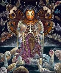 Creepy but cool paintings by Robert Steven Connett. Love the vivid coloring. Fantasy Paintings, Cool Paintings, Fantasy Art, Acid Art, Psy Art, Lowbrow Art, Pop Surrealism, Visionary Art, Canvas Pictures