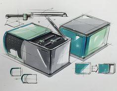 Product Sketch(Radio) Idea sketch BOOK Sale www.amazon.com / amazon.co.uk…