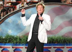 """I worked with the guy who hits the button to set off the fireworks,"" Barry Manilow recalls of performing the tune on ""A Capitol Fourth"" in 2009. ""I wanted him to hit it on the last key change, so I gave him a video of me doing the song, and he'd already heard it and studied it. And right on the 'let' of 'Let freedom ring,' he hit that button, and I felt the ground shake!"""