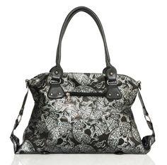 Cute skull bag