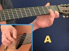 Silent Night - An Easy Fingerstyle Guitar Lesson.