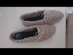 Fıstık modeli stiletto babet(kendi tasarimim) - YouTube Stiletto, Slippers, Youtube, Shoes, Fashion, Crocheting, Moda, Zapatos, Shoes Outlet