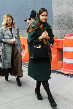 The best street style of NYFW F/W 2014