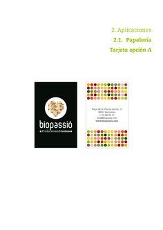 Biopassió, productos con alma | Ciscu Design