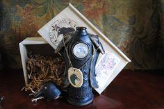 murder of crows - Bioshock Infinite Vigor Bottle